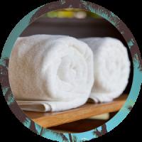 Casa de Compai Fresh Towels